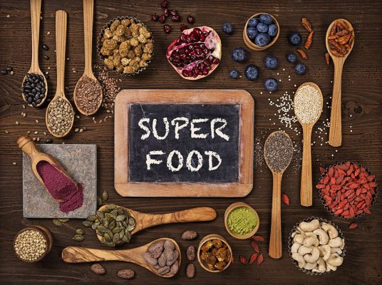siêu thực phẩm